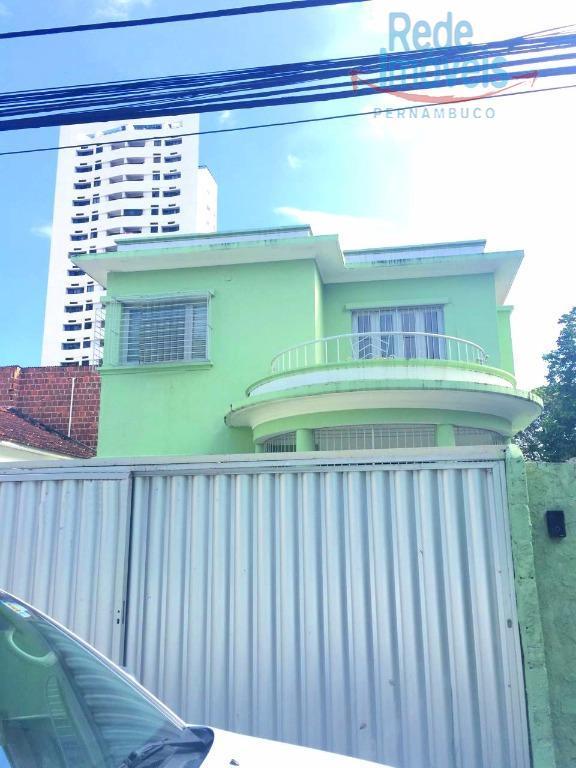 Casa comercial à venda, Espinheiro, Recife.