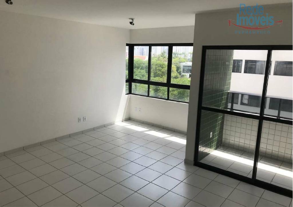 Apartamento residencial para venda e locação, Torre, Recife.