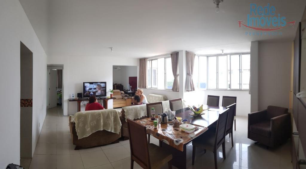 Apartamento residencial à venda, Graças, Recife.