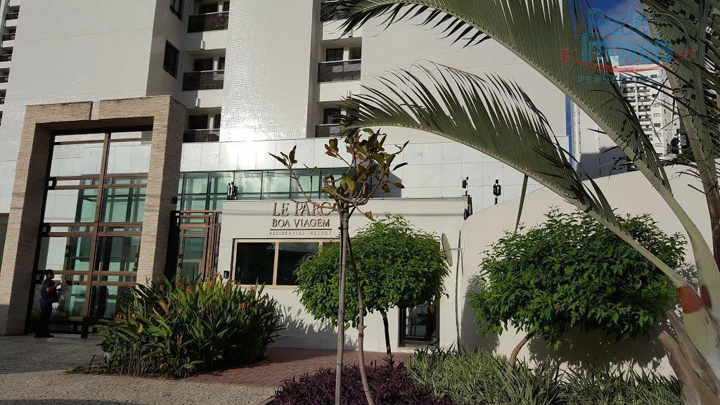 Apartamento residencial para locação, Imbiribeira, Recife.