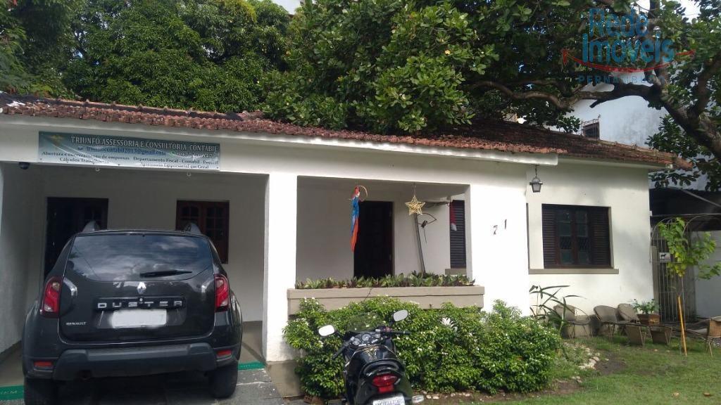 Casa comercial à venda, Casa Forte, Recife.