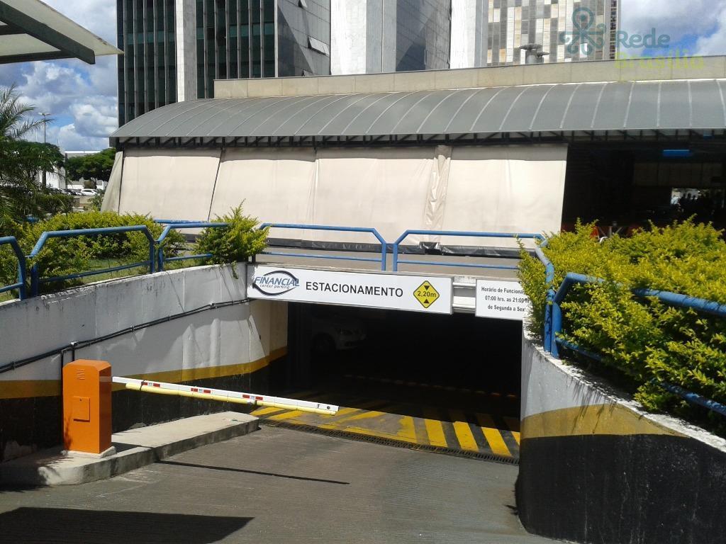 ASA SUL - GARAGEM - ED. FINANCIAL CENTER PARKING