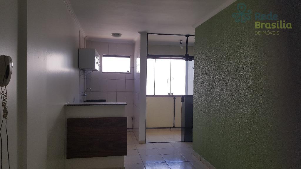 Apartamento 01 quarto - Águas Claras