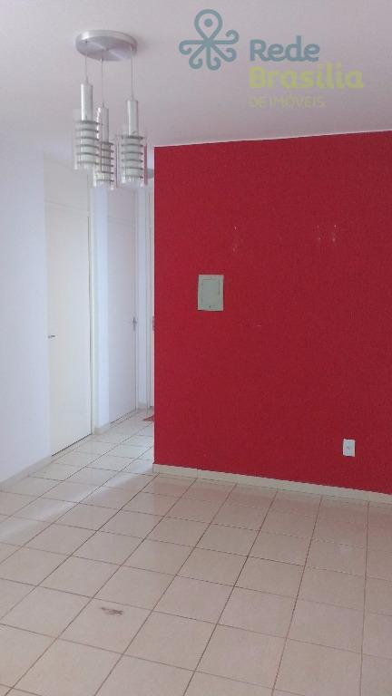Residencial Vila Real, 02 quartos,cozinhas com armários, Samambaia Sul