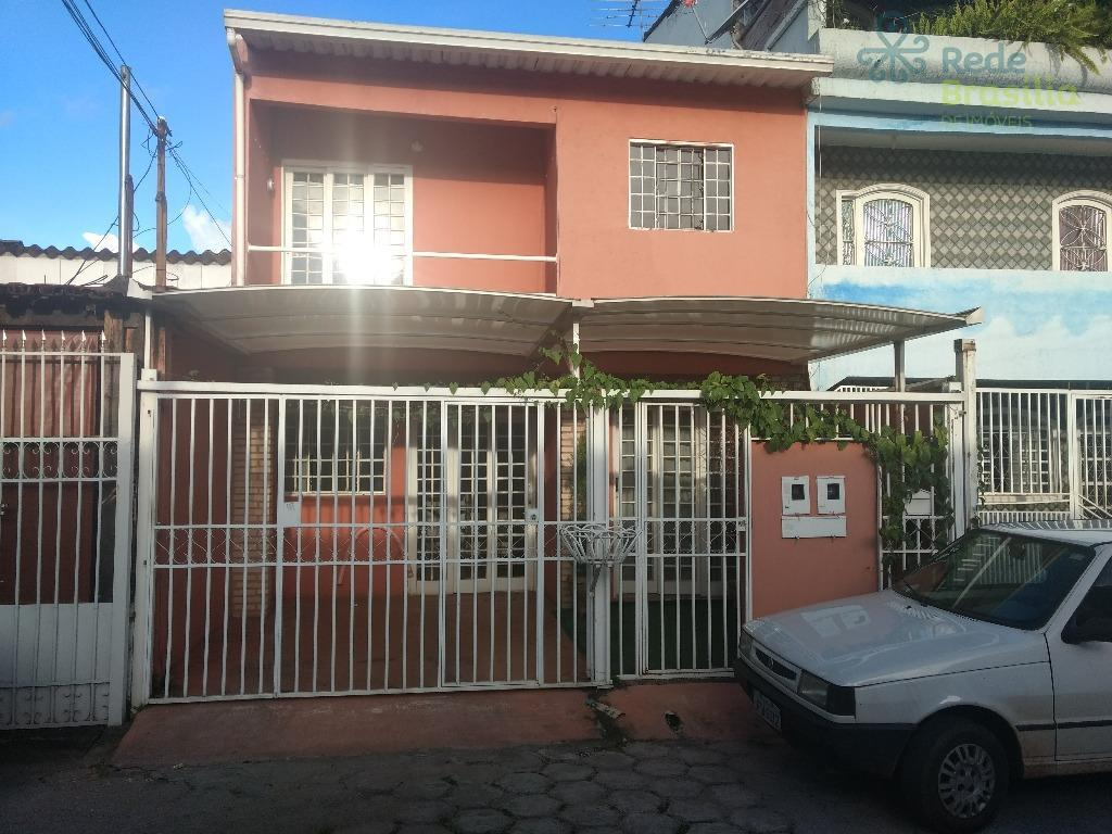 Casa 02 pavimentos, 02 quartos  Guará I.