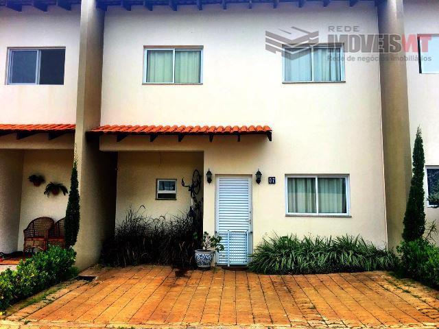Sobrado  residencial à venda, Centro Sul, Cuiabá.