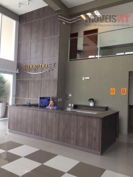 Sala comercial à venda, Eldorado Hill Office, Jardim Alvorada, Cuiabá - SA0003.