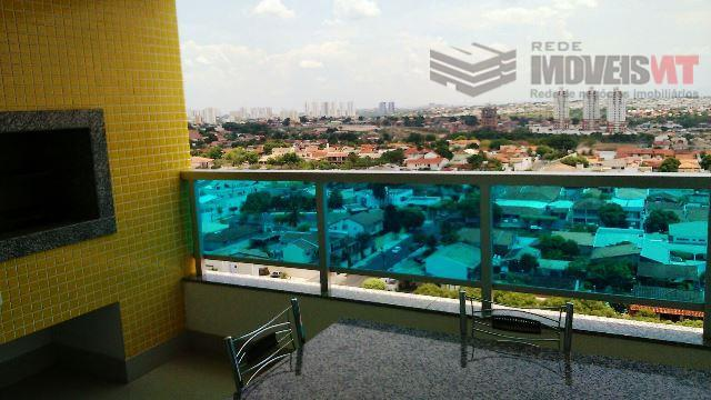 Apartamento  residencial à venda, Edficio American Park, Jardim das Américas, Cuiabá.