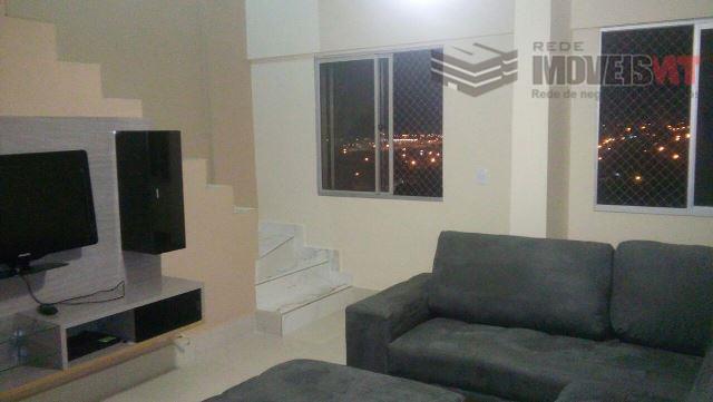 Apartamento residencial à venda, Centro Sul, Cuiabá - AP0109.