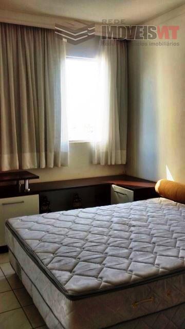 Apartamento Condominio Edificio Della Torre à venda, Jardim das Américas, Cuiabá - AP0153.