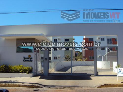 Apartamento no Edifício Torres do Cerrado no Bairro: Poção em Cuiabá.