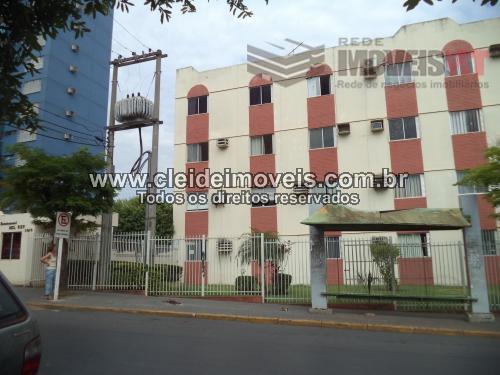 Apartamento 402 C no Edifício Vila Del Rey no Bairro:Quilombo, Cuiabá.