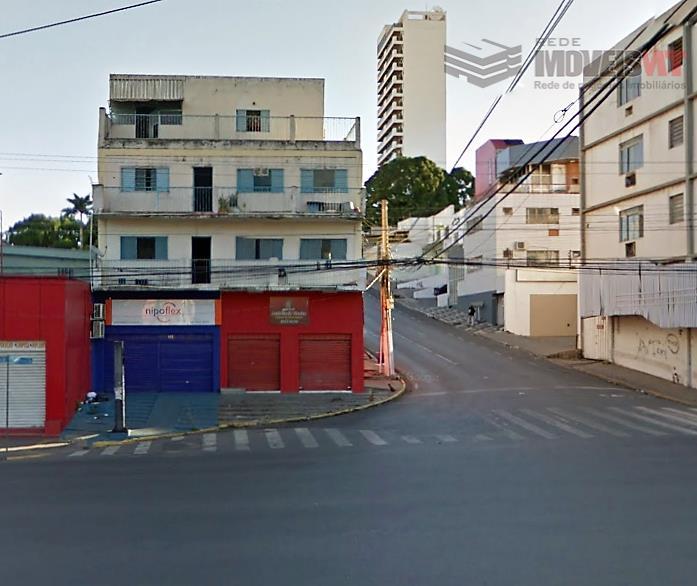 Prédio  comercial à venda, Avenida Issac Póvoas, Centro de Cuiabá-MT.