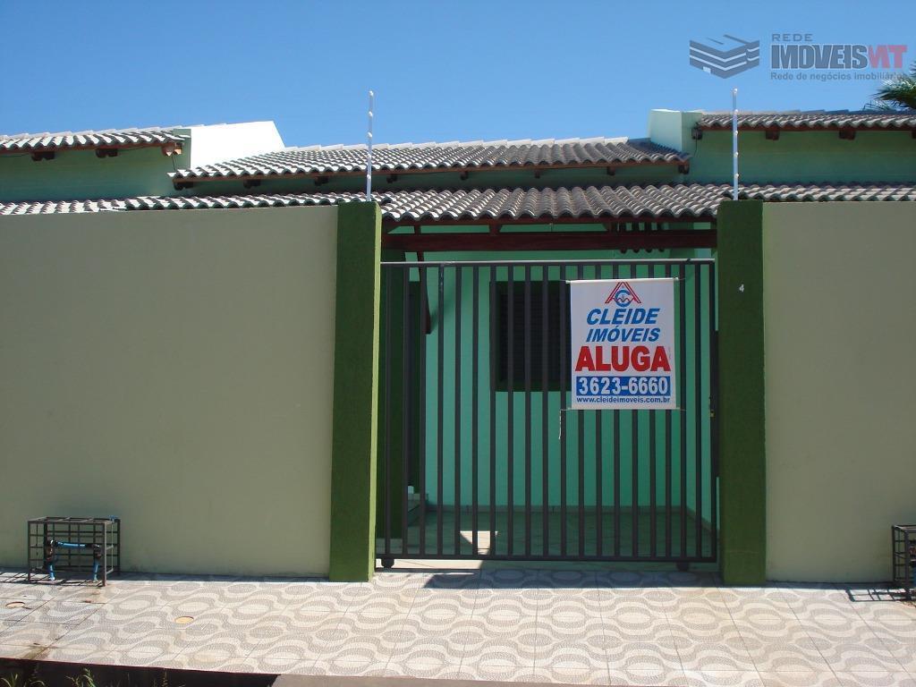 Casa no Res. Nossa Senhora Aparecida no Bairro: Dom Aquino, Cuiabá.