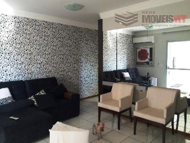Apartamento  residencial à venda EDIFICIO ANITA MALFATTI, Quilombo, Cuiabá.