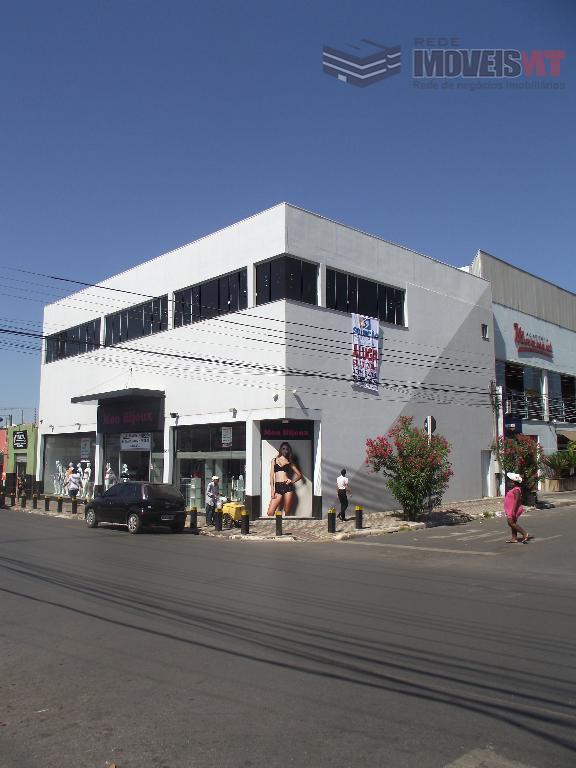 Salão comercial para locação, CPA II, Cuiabá.