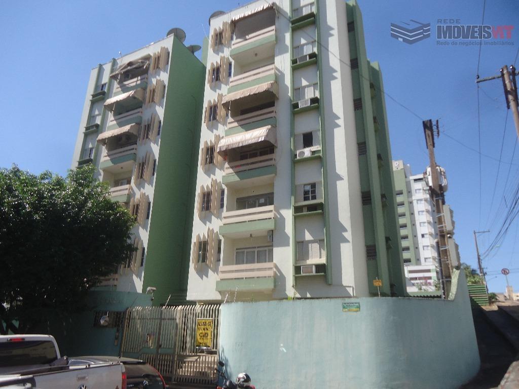 Apartamento residencial para locação, Bosque da Saúde, Cuiabá.