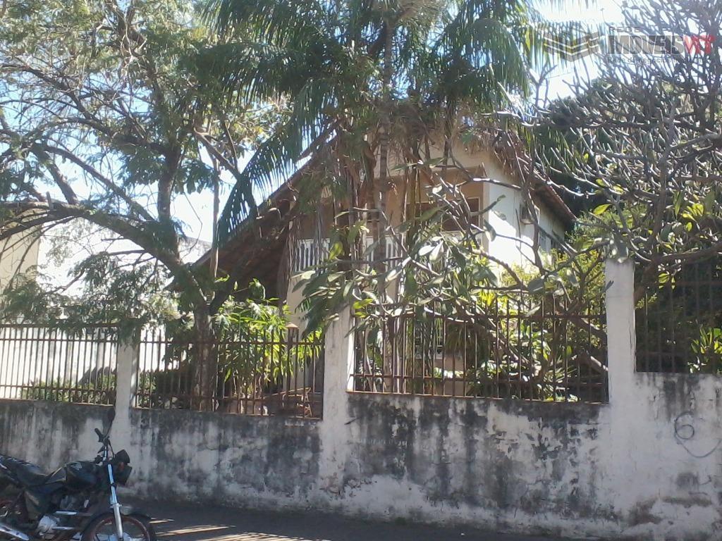 Sobrado  residencial à venda, Dom Aquino, Cuiabá.