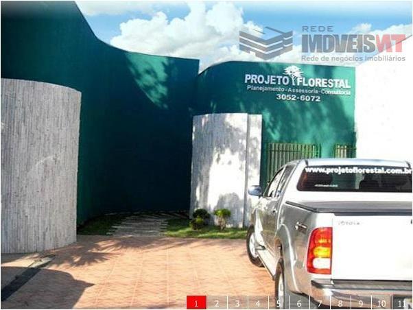 Prédio comercial para venda e locação, Duque de Caxias I, Cuiabá - PR0011.