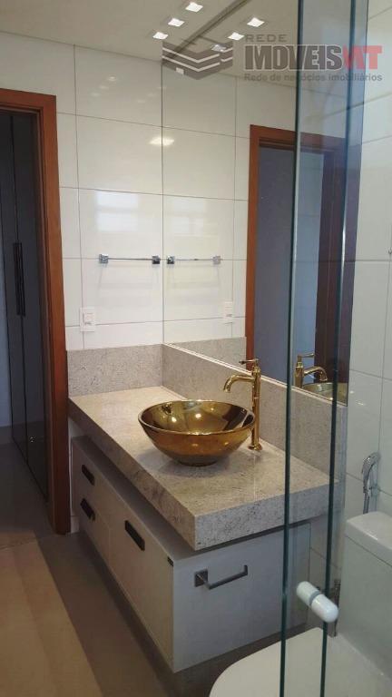 Apartamento  residencial à venda  Edifício Portal do Bosque, Jardim Aclimação, Cuiabá.