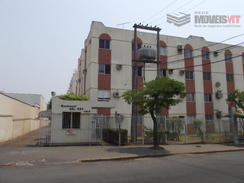 Apto para locação, Residencial Vila Del Rey