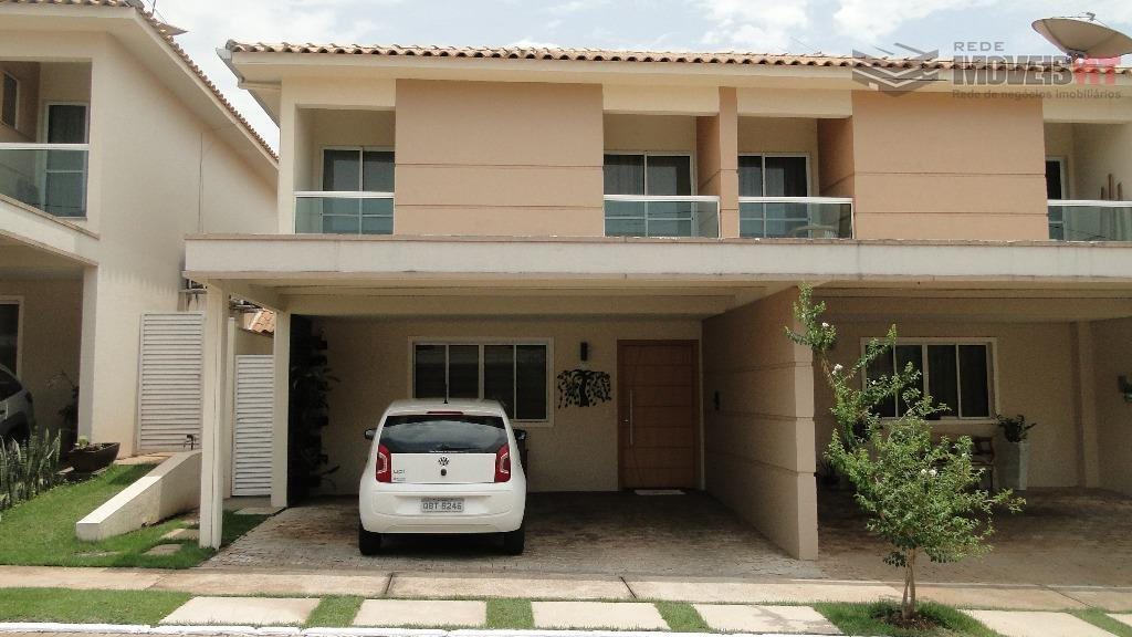 Sobrado residencial à venda, Despraiado, Cuiabá.