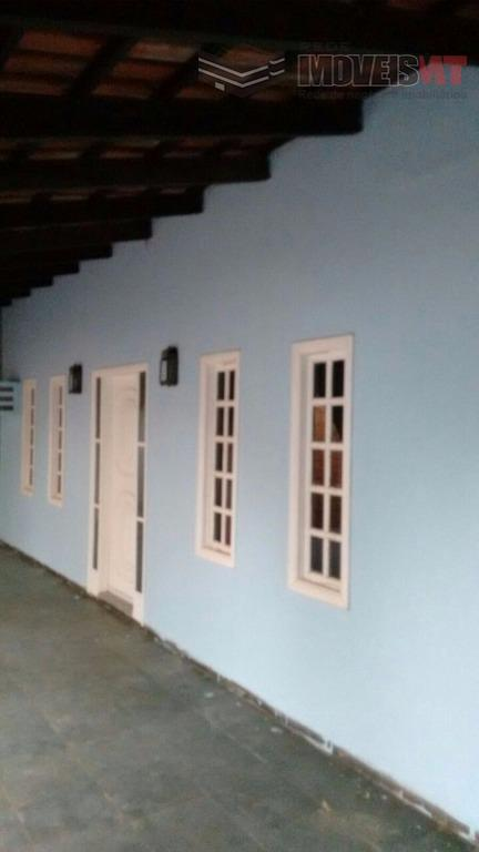 Casa Boa Esperança, próximo a  UFMT promoção de 330mil por 280 mil