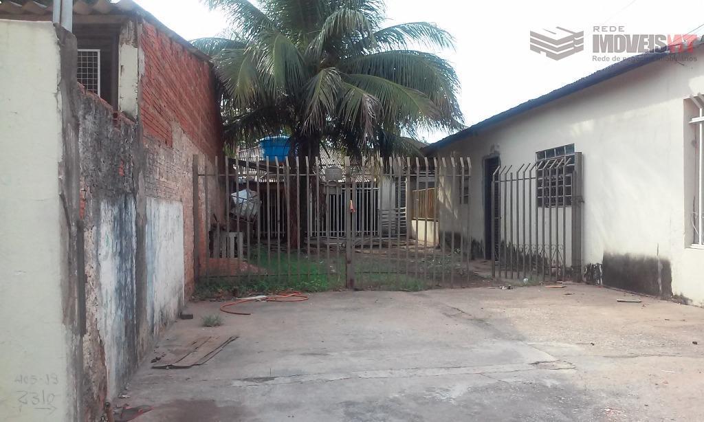 Casa residencial à venda, Novo Mato Grosso, Cuiabá.
