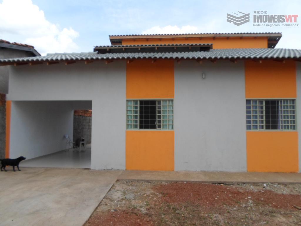 Casa residencial à venda, Jardim Nossa Senhora Aparecida, Cuiabá.