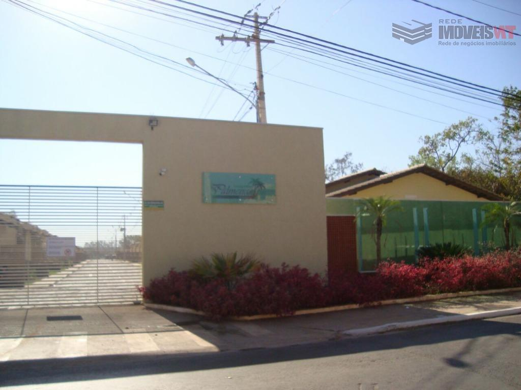 Casa residencial à venda,  condomínio Garden Palmeiras  Cuiabá.