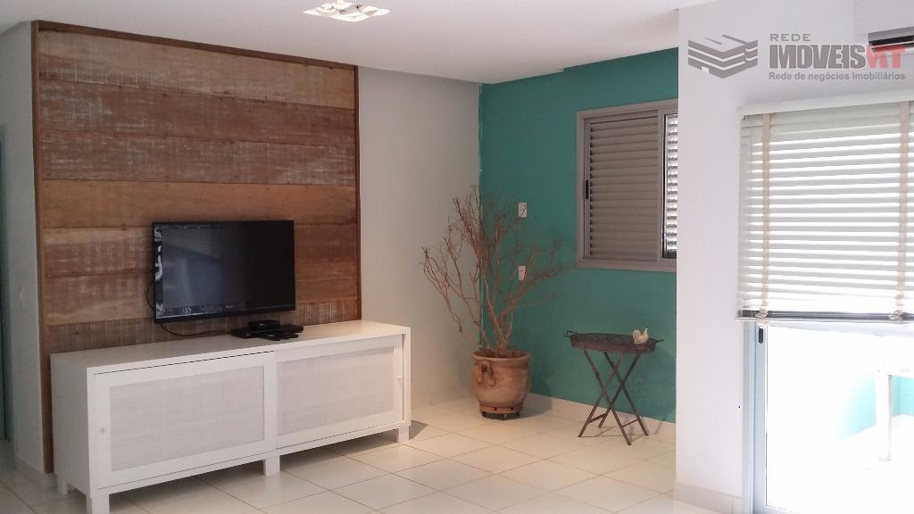 Apartamento residencial à venda PARQUE PANTANAL I, Jardim Aclimação, Cuiabá - AP0752.