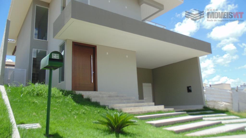 Sobrado residencial à venda ou Aluga, Condomínio Belvedere, Cuiabá - SO0082.