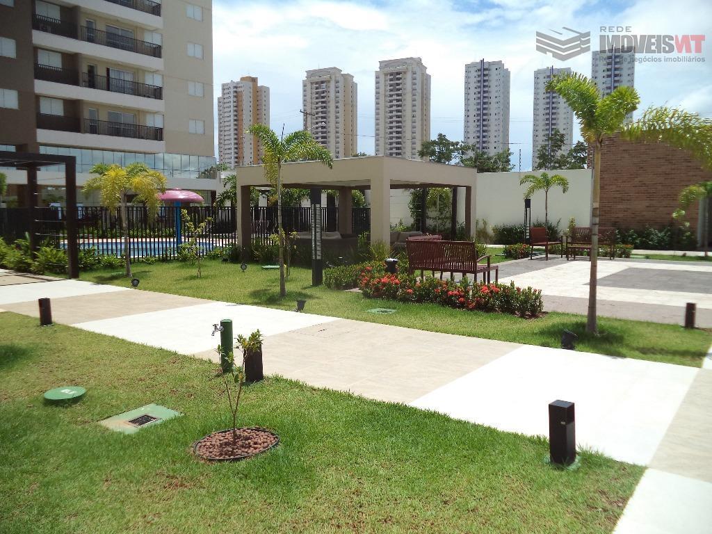 Apartamento Residencial para locação Condomínio Alvorada Cuiabá. - MT