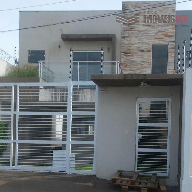Casa Sobrado Santa  Rosa