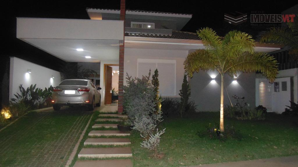 Casa residencial à venda, Condomínio Belvedere, Cuiabá - CA0551.