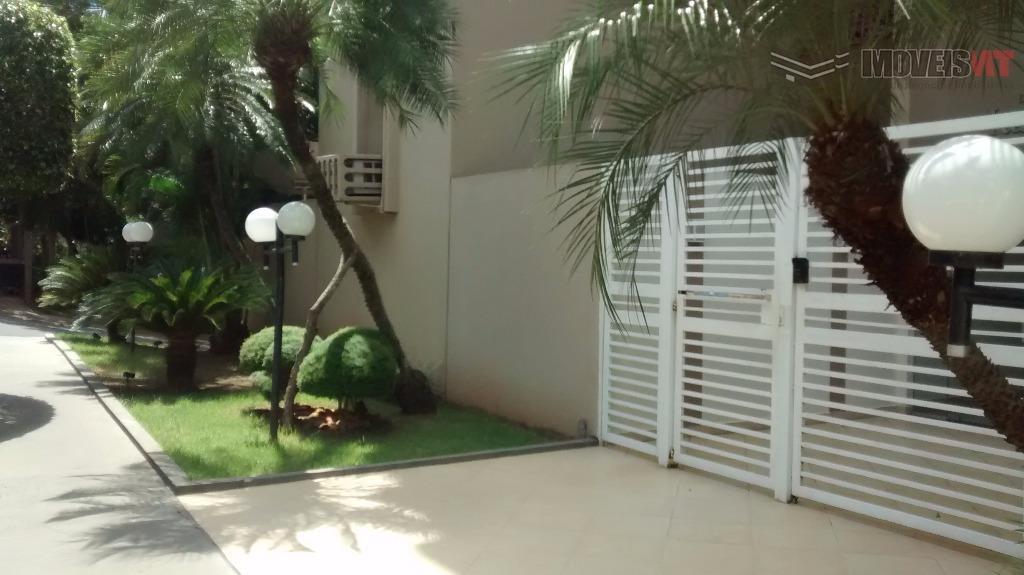 Apartamento residencial à venda, Duque de Caxias II, Cuiabá.