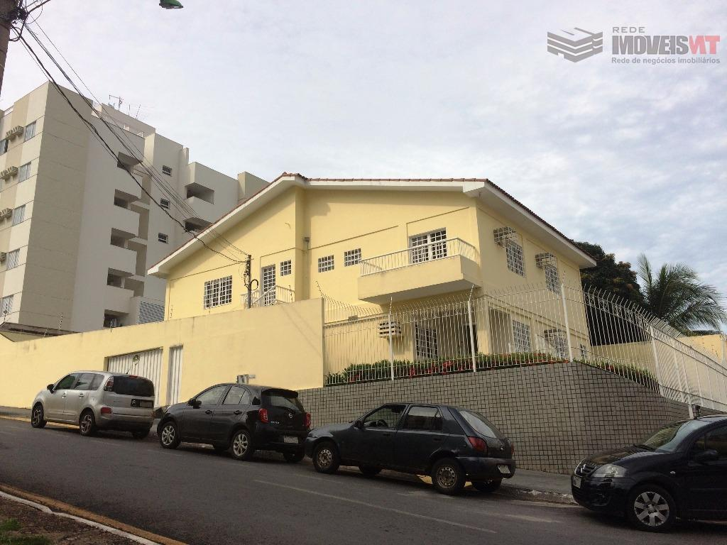 Casa comercial à venda, Bosque da Saúde, Cuiabá.