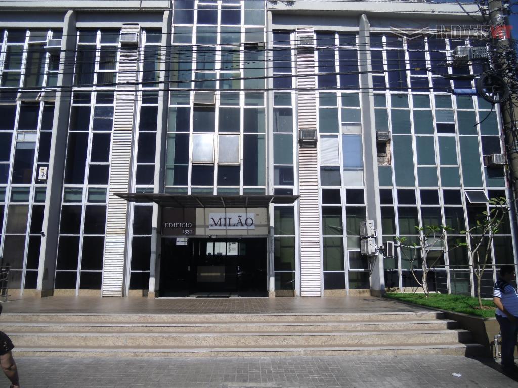 Sala comercial para locação, Edifício Milão