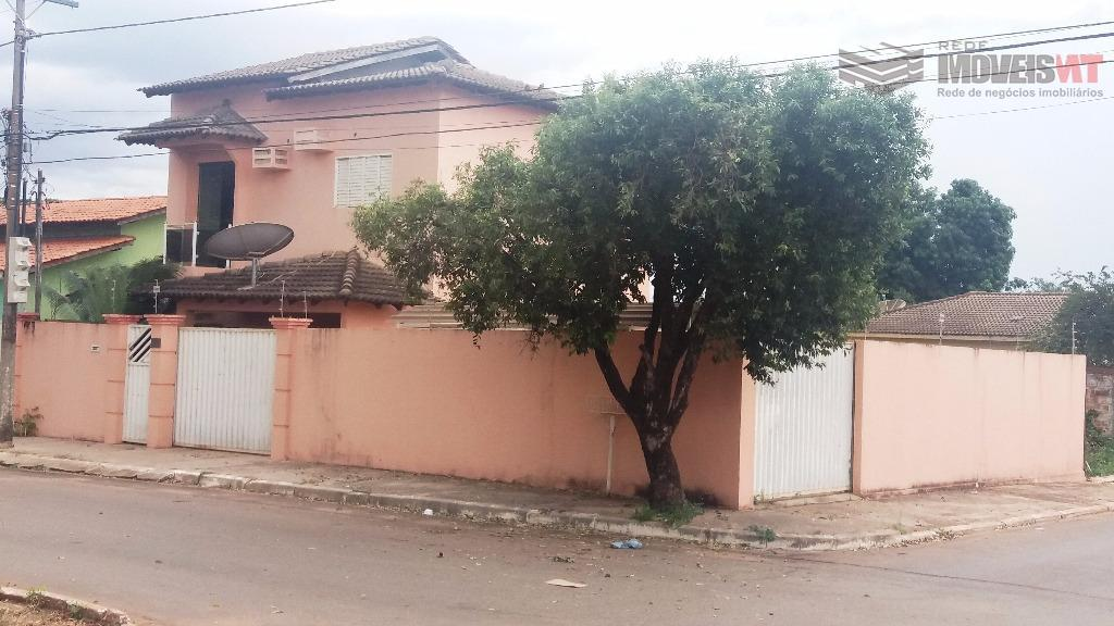 Casa residencial à venda, Jardim Costa Verde, Várzea Grande.