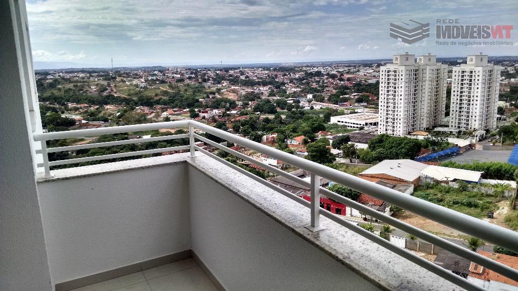 Apartamento residencial Vivart Bosque da Saúde à venda, Jardim Aclimação, Bosque da Saúde, Cuiabá-MT