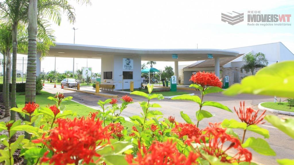 Terreno Condomínio Florais dos Lagos