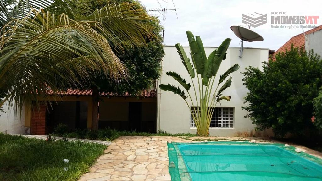 Casa residencial à venda, Santa Rosa, Cuiabá.