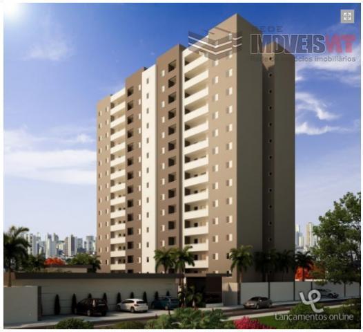 Apartamento Residencial à Venda, Morada do Ouro, Cuiabá.
