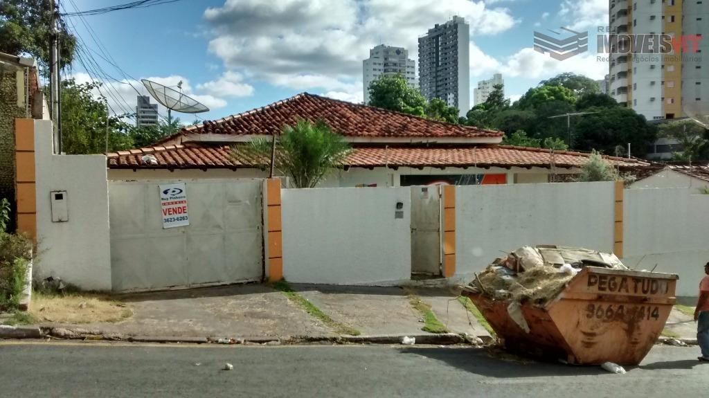 Casa residencial à venda, Duque de Caxias II, Cuiabá.