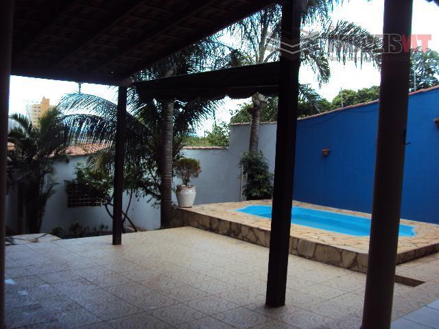 Casa residencial à venda, Bosque da Saúde, Cuiabá-MT