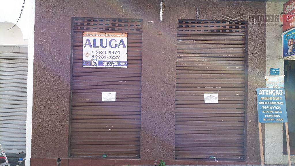 Sala comercial para locação, Centro Sul, Cuiabá.