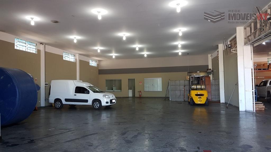Barração Comercial 390m2