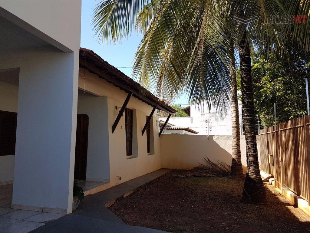 Casa residencial à venda, Jardim das Américas, Cuiabá.