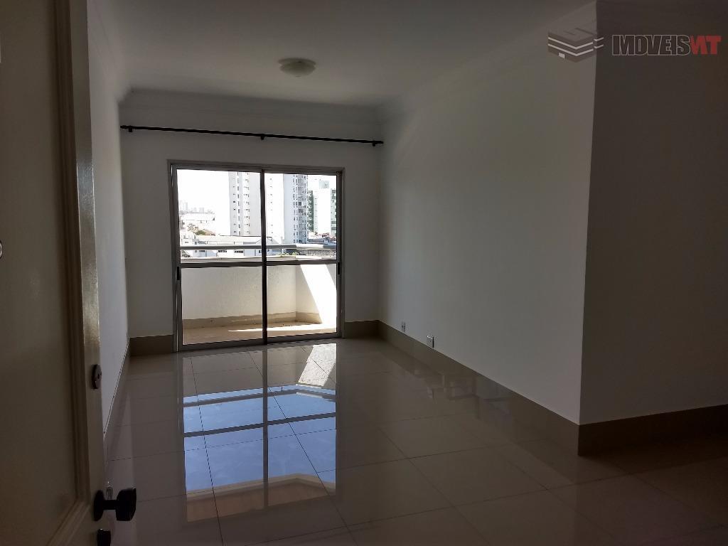Apartamento residencial para venda e locação, Edificio Costa Brava, Goiabeiras, Cuiabá - AP0049.