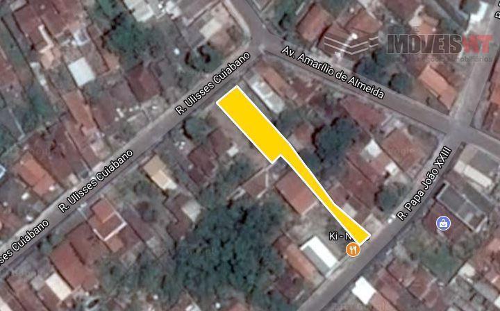 Terreno à venda, Poção, Cuiabá.